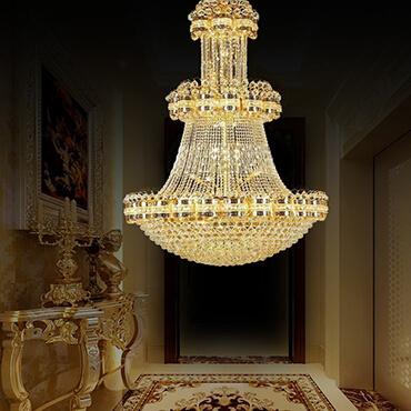 Đèn chùm trang trí cổ điển KMD153