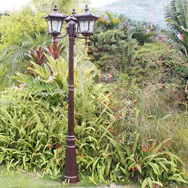 Đèn trụ thiết kế 3 bóng đẹp mắt ROL426