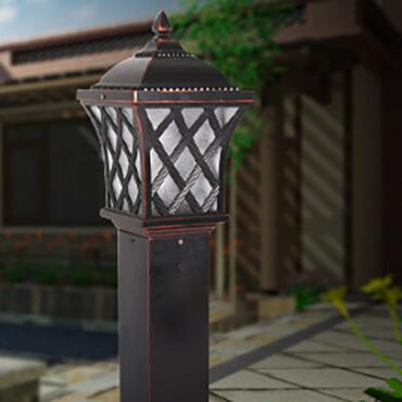 Đèn trụ sân vườn ngoài trời ROL437