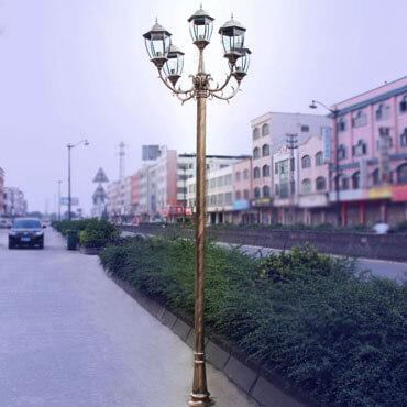Đèn trụ sân vườn nhập khẩu ROL110