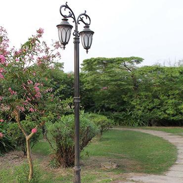 Đèn trụ sân vườn hiện đại ROL463