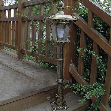 Đèn trụ sân vườn cao cấp sang trọng ROL435