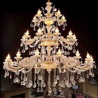 Chọn đèn chùm pha lê mang phong thủy tốt cho ngôi nhà