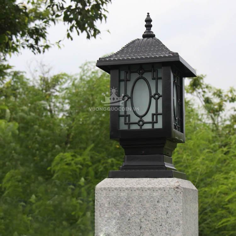 Đèn trụ cổng cổ điển phong cách châu âu ROL118-1
