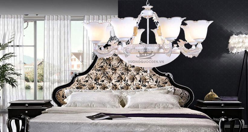 Tư vấn cách chọn đèn trang trí theo phong thủy phòng ngủ