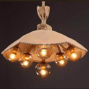 Đèn thả thủy tinh trang trí phong cách Vintage FK155