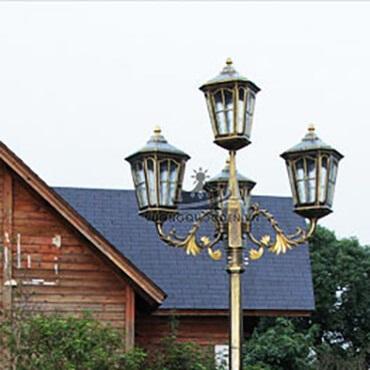 Đèn trụ sân vườn cổ điển sang trọng ROL460