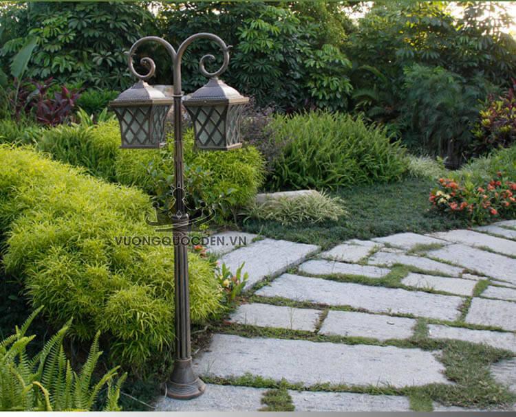 Bật mí cách tiết kiệm chi phí khi đi mua đèn trụ sân vườn