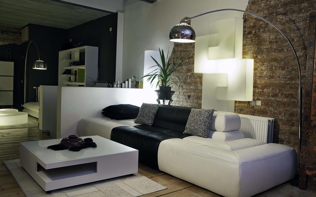 Cách chọn đèn trang trí phòng khách kết hợp sofa đẹp