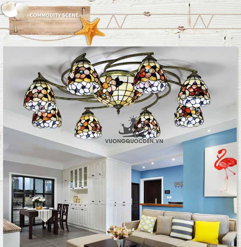 3 mẫu đèn trang trí cho phòng khách đơn giản đang được ưa chuộng trên thị trường