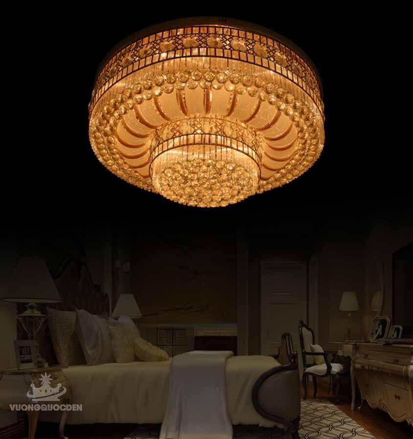 Bộ sưu tập 20 mẫu đèn trần phòng ngủ đẹp bán chạy 2020