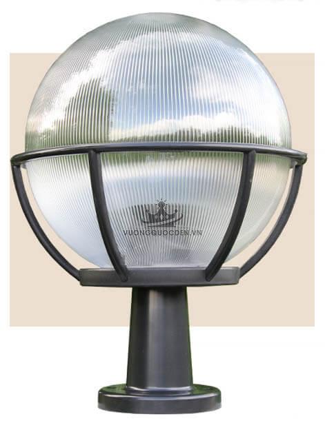 Cẩm nang chọn đèn trụ cổng trang trí ngoại thất