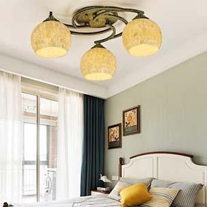Đèn ốp trần cao cấp màu sắc trang nhã YB428