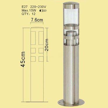 Đèn năng lượng dạng ống ROL386