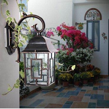 Đèn tường trang trí chống thấm nước ROL495