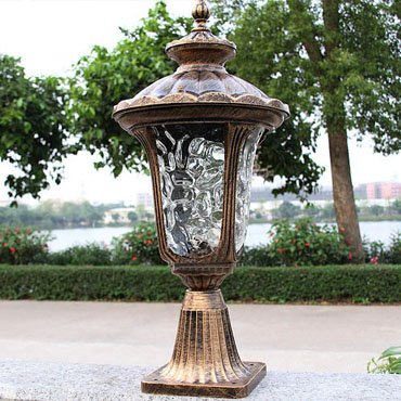 Đèn trụ cổng nhập khẩu đẳng cấp ROL145