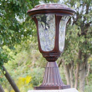 Đèn trụ cổng nhập khẩu đẹp cổ điển ROL144