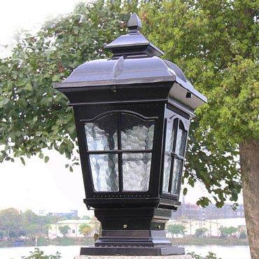 Đèn trụ cổng nhập khẩu kiểu dáng hàn quốc ROL134