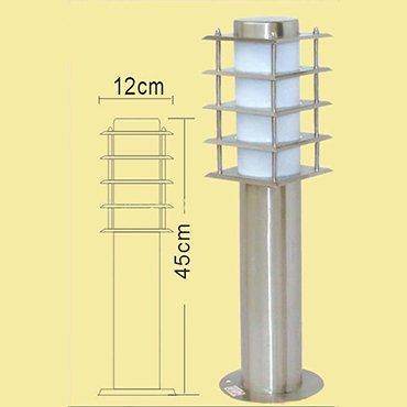 Đèn năng lượng mặt trời sân vườn ROL347