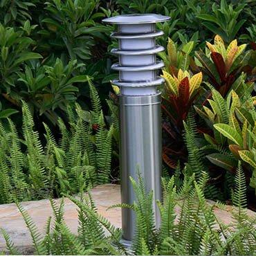 Đèn năng lượng mặt trời sân vườn ROL357