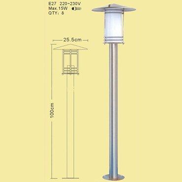Đèn năng lượng nhập khẩu cao cấp ROL362