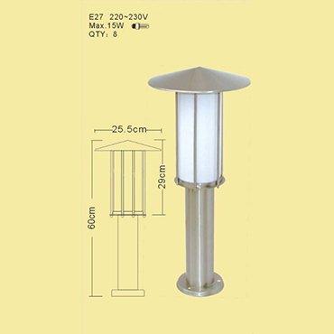 Đèn năng lượng mặt trời ROL361