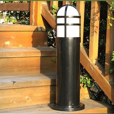 Đèn trụ sân vườn kiểu dáng thấp ROL449