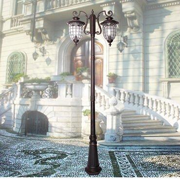 Đèn trụ phong cách hiện đại ROL446