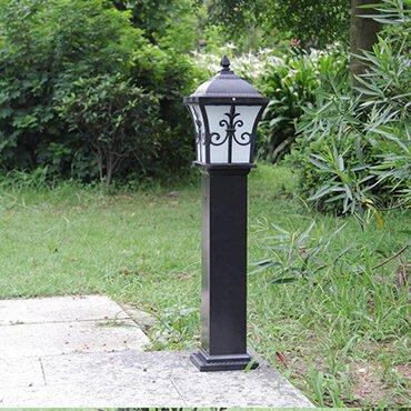 Đèn trụ sân vườn tinh tế ROL432