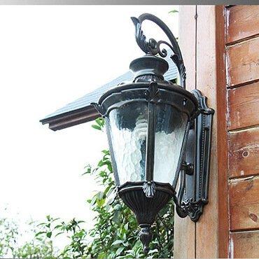 Đèn tường sân vườn chống thẩm nước ROL510