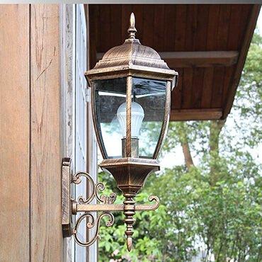Đèn tường sân vườn ngoài trời chống thấm nước ROL503