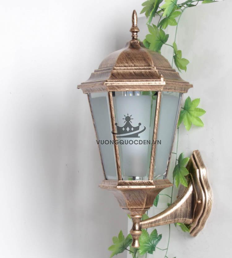 Bộ sưu tập đèn tường ngoài trời nhập khẩu phong cách Châu Âu hiện đại