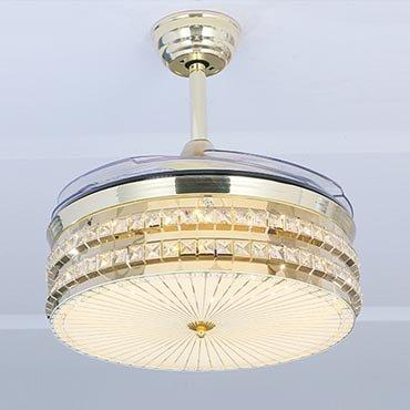 Đèn quạt trần nhập khẩu đẹp JC8068