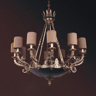 Đèn chùm trang trí kiểu dáng sang trọng WND6009-12