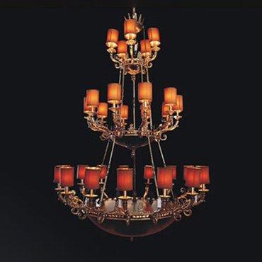 Đèn chùm trang trí phòng khách WND6009-30
