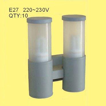 Đèn ống nhôm đôi cao cấp ROL419