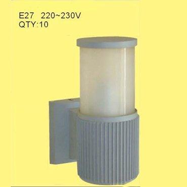 Đèn ống nhôm ốp tường ROL418