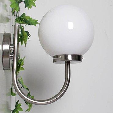 Đèn gắn tường bóng tròn ROL206