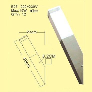 Đèn tường phong cách hiện đại ROL231
