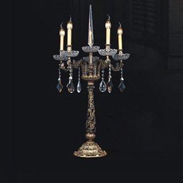Đèn bàn nến cổ điển WND6027-4