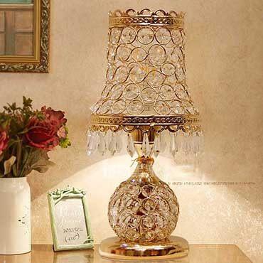 Đèn bàn pha lê Aladin YLM U3983