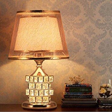 Đèn bàn pha lê cao cấp YLM U818