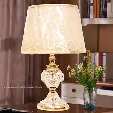 Đèn bàn phòng ngủ phong cách Pháp YLM U3710