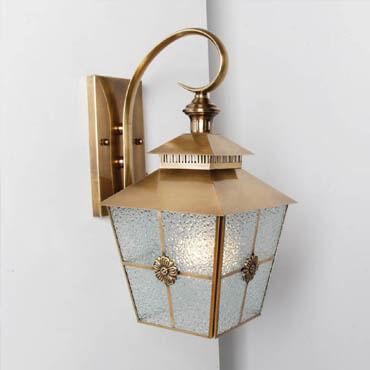 Bộ sưu tập những mẫu đèn tường ngoài trời đẹp kiểu dáng độc đáo