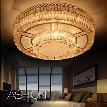 Khách sạn hút khách với đèn led ốp trần cao cấp sang trọng