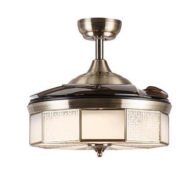 Đèn quạt trần cao cấp JC8926