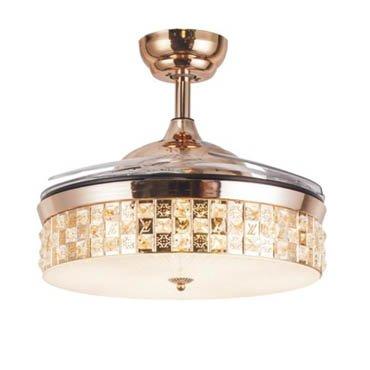 Đèn quạt trần nhập khẩu JC8038