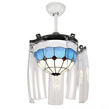Quạt trần đèn cho phòng khách FG L8607