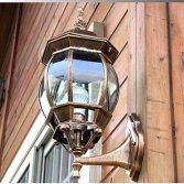 Tác hại của việc mua phải đèn tường ngoại thất kém chất lượng