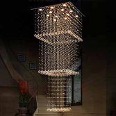 Bộ sưu tập đèn thả thông tầng cao cấp mới nhất tại Vương Quốc Đèn